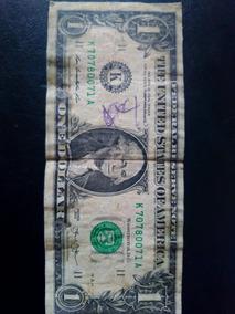 Nota De 1 Dollar