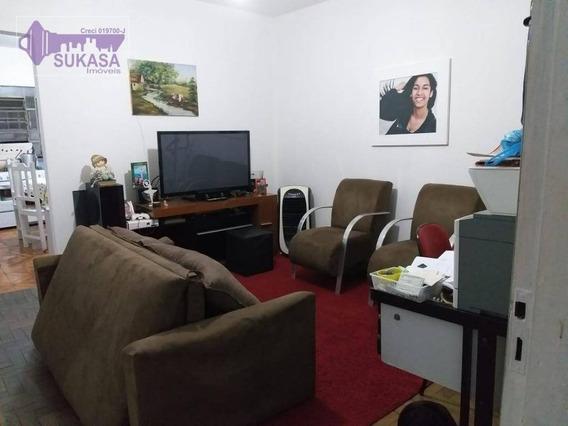 Casa À Venda, 91 M² Por R$ 298.000,00 - Parque Novo Oratório - Santo André/sp - Ca0220