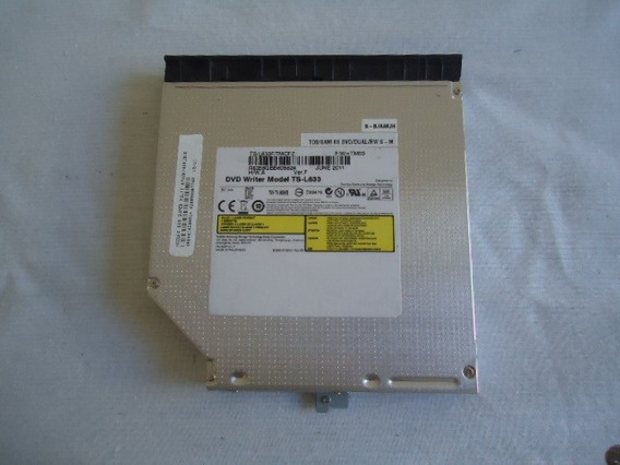 Dvd Sata Notebook Infoway A7420 (117) Model Ts-l633