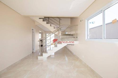 Casa Residencial À Venda, Residencial Alto Da Boa Vista, Piracicaba. - Ca0477