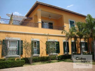 Casa Residencial À Venda, Parque Jequitibás, São João Da Boa Vista. - Ca0107