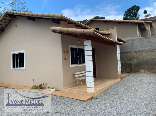Casa De Condominio Em Arcozelo  -  Paty Do Alferes - 3271