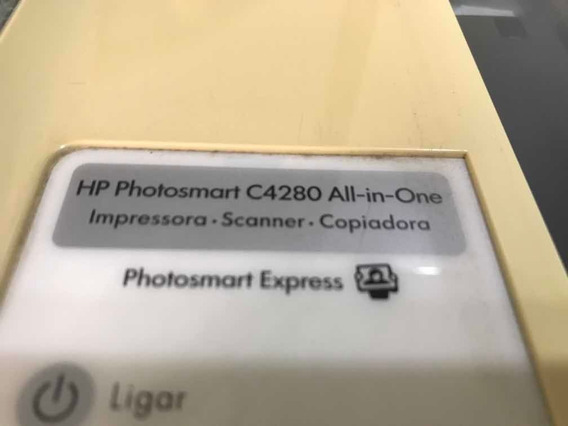 Impressora Hp Photosmart C4280 All-in-one