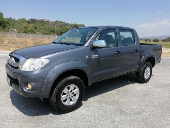 Toyota Hilux Sr5 2011