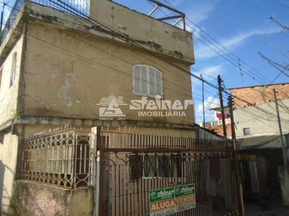 Aluguel Casa 1 Dormitório Picanco Guarulhos R$ 800,00 - 34617a