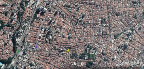 Imagem 1 de 8 de Terreno À Venda, 870 M² Por R$ 2.500.000,00 - Parada Inglesa - São Paulo/sp - Te0227