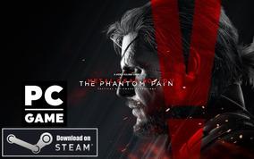 Metal Gear Solid V Steam Key Original