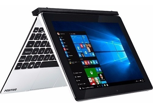 Notebook 2x1 Tablet Positivo Duo Tela 10