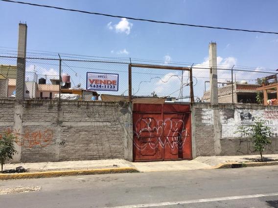 Terreno En Venta En El Sol, Nezahualcóyotl