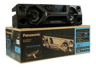 Moderno Estéreo En Una Pieza Panasonic Scua3puk