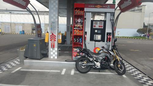 Moto Honda Cb190r 2019