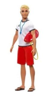 Muñeco Ken Profesiones _- Original Barbie Mattel.