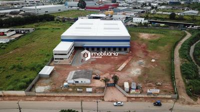 Galpao - Vila Nova Bonsucesso - Ref: Ga106 - V-ga106
