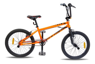 Bicicleta Newton. Freestyle Dazzle Rodado 20