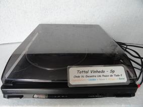 Toca Discos Vinil Vitrola Kenwood Original P-100