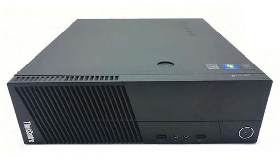 Desktop Lenovo M93p Intel Core I3 8gb Ddr3 Hd 500gb Promoção
