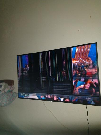 Tv 55 Sony Com Tela Rachada Aos 20 Dias De Comprada Na Fisc