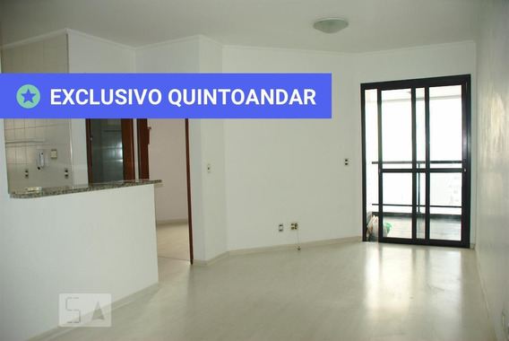 Apartamento No 7º Andar Com 2 Dormitórios E 1 Garagem - Id: 892986474 - 286474