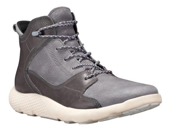 Bota Timberland Flyroam Leather Hiker Original Promoção