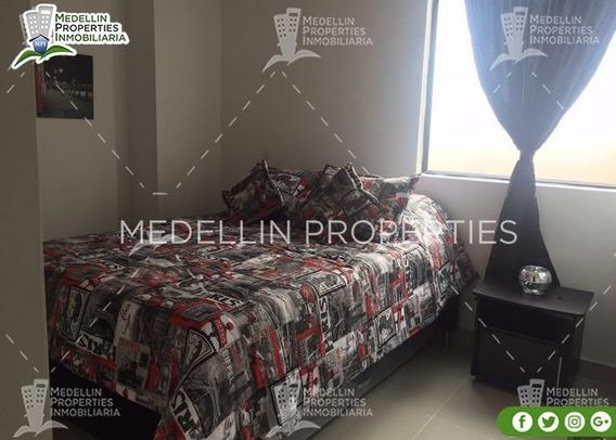 Alquiler Amoblados Por Días En Medellín Cód: 4869