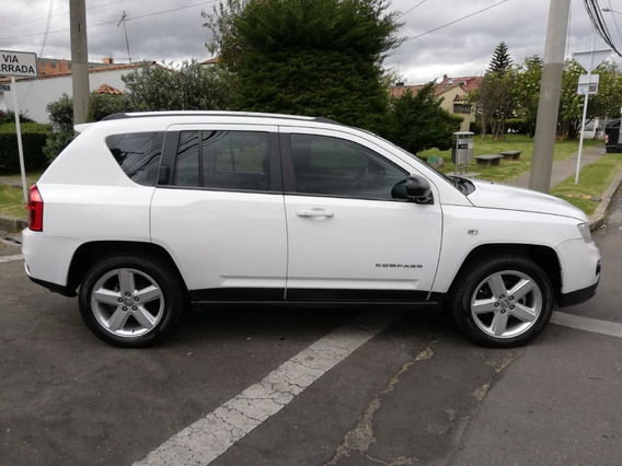 Jeep Compass Limited 2.4 Automática 2012