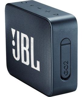 Parlante Bluetooth Jbl Go2 Sumergible Original Recargable