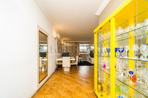 Imagem 1 de 15 de Apartamento - Santa Cecilia - Ref: 100347 - V-100347