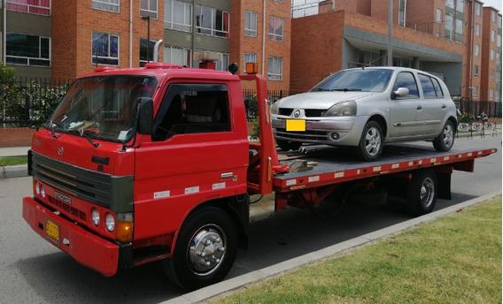 Grúa Plnachón - Mazda Turbo.