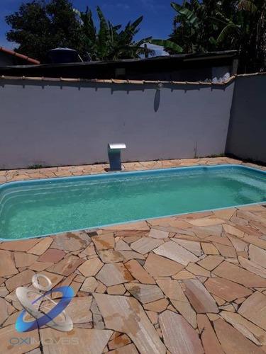Chácara Com 2 Dormitórios À Venda, 2000 M² Por R$ 270.000,00 - Guamirim - Caçapava/sp - Ch0084