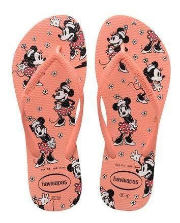 Sandália Chinelo Havaianas Slim Disney