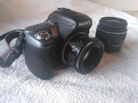 Camera Sony A550 + Acessórios