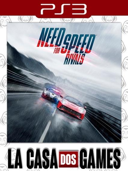 Need For Speed Rivals - Português - Psn Ps3 - Envio Imediato
