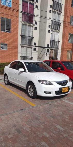 Mazda 3 - Sedan - 5 Puertas - Mecánico - 2009 - Full Equipo.