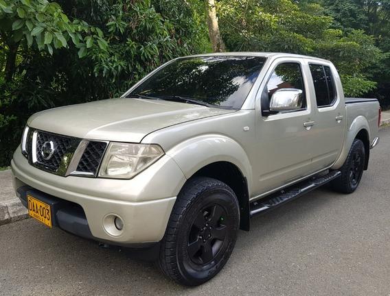 Nissan Navara High Lujo