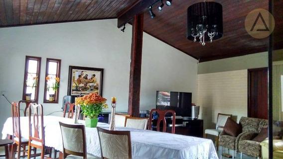 Casa Residencial À Venda, Praia Do Pecado, Macaé. - Ca0454