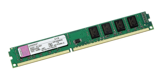 Memoria RAM 2GB 1x2GB Kingston KVR1333D3N9/2G
