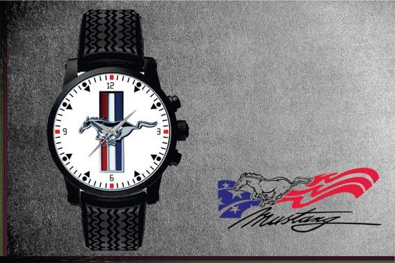 Relógio De Pulso Personalizado Logo De Carro Pto - Cod.1012