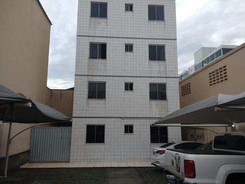 Apartamento Com 2 Quartos Para Comprar No Cabral Em Contagem/mg - And1845