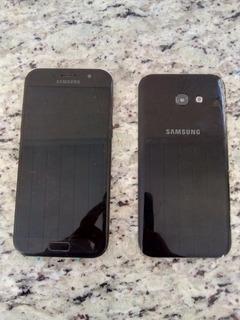 Celular Samsung Galaxy A5 A520 2017 Tela Quebrada - Original
