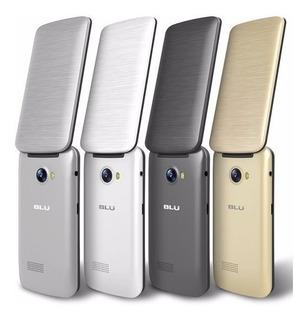 Celular Blu Diva Flex 1.8 Dual Chip Camera Bom P/ Idosos