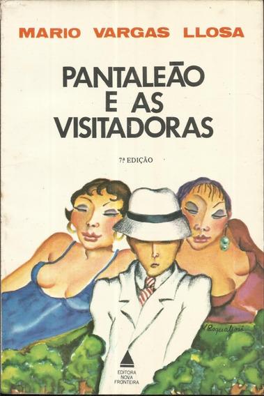 Pantaleão E As Visitadoras Mario Vargas Llosa 7ª Edição 1973