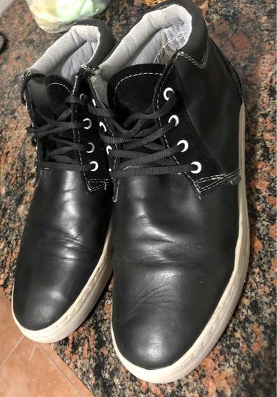 Zapatos Botitas Hombre Zapatillas Urbanas Botas Careva N. 40