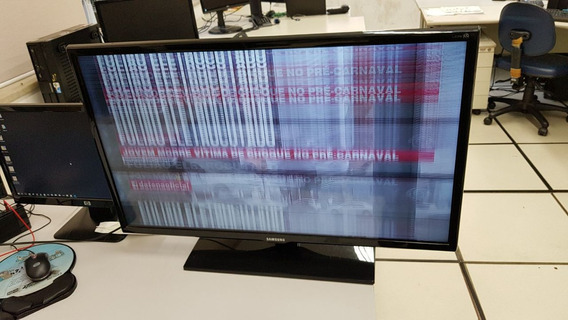 Tv Led Samsung 32 Mod. Un32eh6030 Sem As Placas