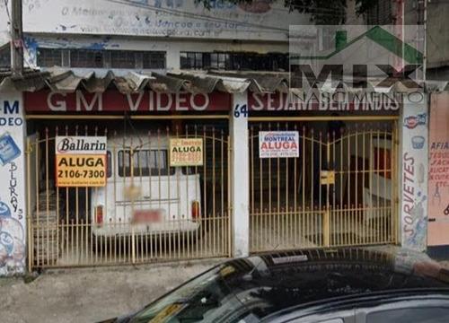 Loja/salão Em Taboão  -  Diadema - 3534