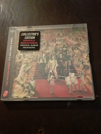 Cd Collector Edition Rolling Stones It