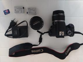 Câmera Cannon T2i + Lente 50 Mm F 1.4 + Lente 18-55 Mm