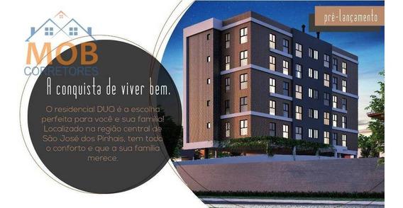 Apartamento De 3 Dormitórios 1 Suíte Residencial Duq City Habitat São José De Pinhais - Ap0486