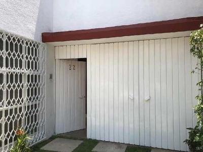 Casa En Condominio En Renta En Jardines Del Sur, Xochimilco, Distrito Federal
