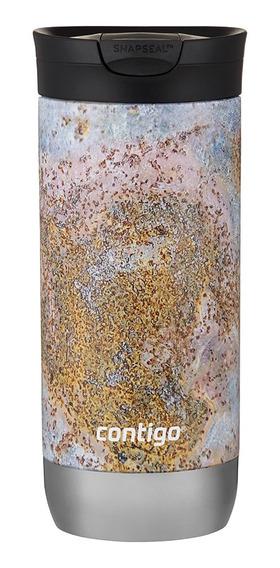 Vaso Contigo Huron Couture 473ml Rustic Gold Contigo