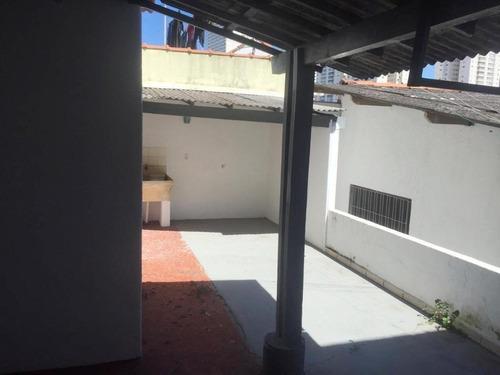 Imagem 1 de 30 de Casa À Venda, 180 M² Por R$ 617.000,00 - Baeta Neves - São Bernardo Do Campo/sp - Ca10770